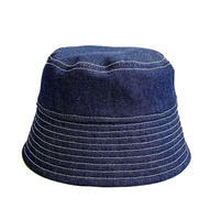 "【IN STOCK】BUCKET SLOPE HAT ""DENIM"""
