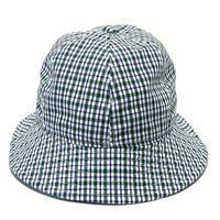 "6P HAT   ""GREEN CHECK"""