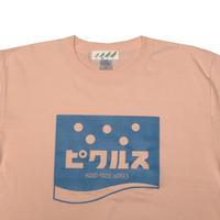 """【受注生産】""""ピクルス TEE"""" アプリコット"""