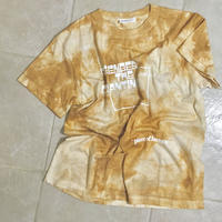 """REMEMBER  THE DREAM  TIME"" tie-dye""T"""