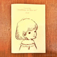 "Book/Drawing Book ""floating in the air"""