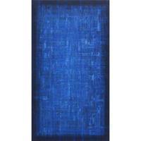 layer of blue  針生卓治 2015年