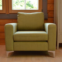 Spin arm sofa