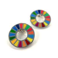 国連SDGsピンバッジ【20個パック】