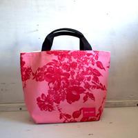 両柄画像通り!reversible bag- stella pink