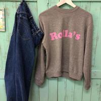 Rolla's logo sweat