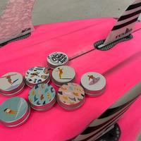 Happy surf balm wood系