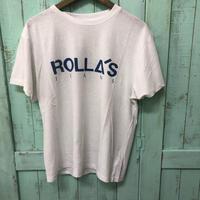 Rolla's tomboy logo tee