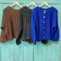 ManicModay 2way knit