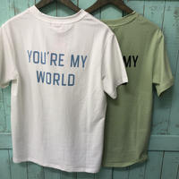 Daddy's girl you are my world tee