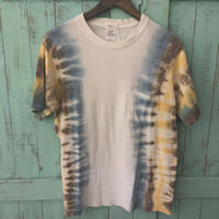 ecoRAL tiedye pocket tee Dawn