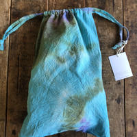 ecoRAL tie-dye 巾着4