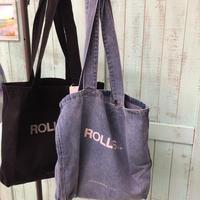 Rolla's デニムトートバック