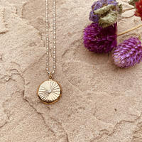 marino spark coin necklace