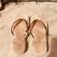 mouton jelly sandals PinkSand