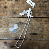 Noah silver Necklace A