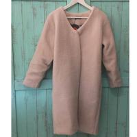 Zuri Boa coat