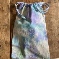 ecoRAL tie-dye 巾着3