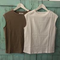 gblue organic cotton tank