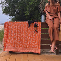 Kykullo beach towel rug