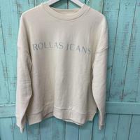 Rolla's logo sweat salt