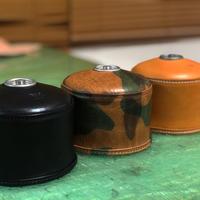 ※受注生産※OD缶レザージャケット250 (ステッチ)
