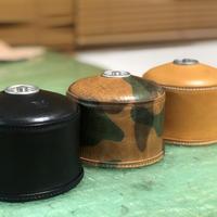 ※受注生産※OD缶レザージャケット500(ステッチ)