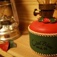 Ciel Bleu×pinoworksコラボOD缶カバー250 クリスマス限定カラー