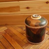 OD缶レザージャケット500ワイルドカモ