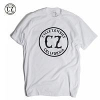 Cycle Zombies(サイクルゾンビーズ)CALIFORNIA Premium S/S T-Shirt White
