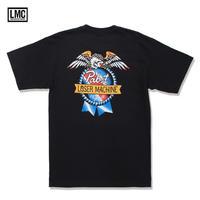 Loser Machine(ルーザーマシーン)American Stock Tee ブラック