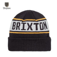 BRIXTON(ブリクストン) CAPITAL BEANIE ブラック