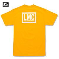 Loser Machine(ルーザーマシーン)HARDLINE Tシャツ ゴールド