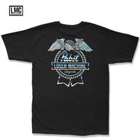 Loser Machine(ルーザーマシーン) LMC X PBR HIGHWAY Tシャツ