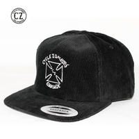 Cycle Zombies(サイクルゾンビーズ) POWERSLIDE Premium Chord SnapBack ブラック