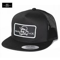 HARD LUCK(ハードラック) OG Bar Logo Patch メッシュキャップ