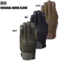 BLUCO(ブルコ) OL-301 ORIGINAL WORK GLOVE OLV/BK/CYT