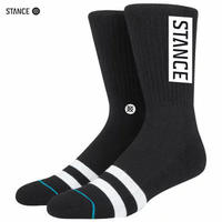 STANCE(スタンス)OG BK L(25.5~29cm)