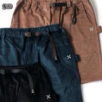 BLUCO(ブルコ)OL-005-018 EASY PAINTER SHORTS -Corduroy- 全4色(ブラック・キャメル・グリーン・ネイビー)
