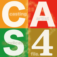 Casting Artist Syndicate:CAS file.4【通常盤】