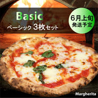Basic ベーシック【3枚セット】6月上旬発送