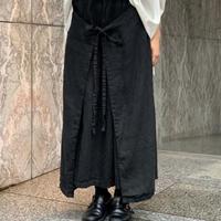 tumugu ツムグ ソリトリネンツイル マルチwayスカート