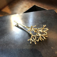 Nakamura Nazuki  kasumiso brooch brass