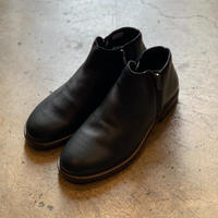 NAOT GENERAL Soft Black Leather men's