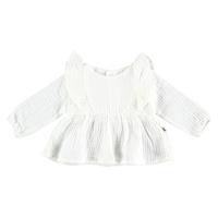 PETIT INDI frill blouse 3years(100cm)