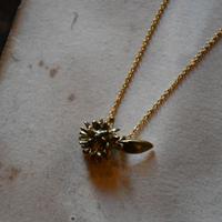 Nakamura Nazuki  kinmokusei necklace L brass