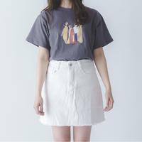 シンプルタイトスカート  P01-S016