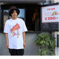 CUT YOUR PIZZA【Shinya Hanafusa】