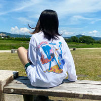 PIZZA de セロトニンサンバ〈ロンT〉【SUI THE TOKYO】