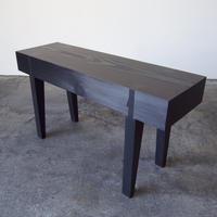 ベンチ Plank ブラック